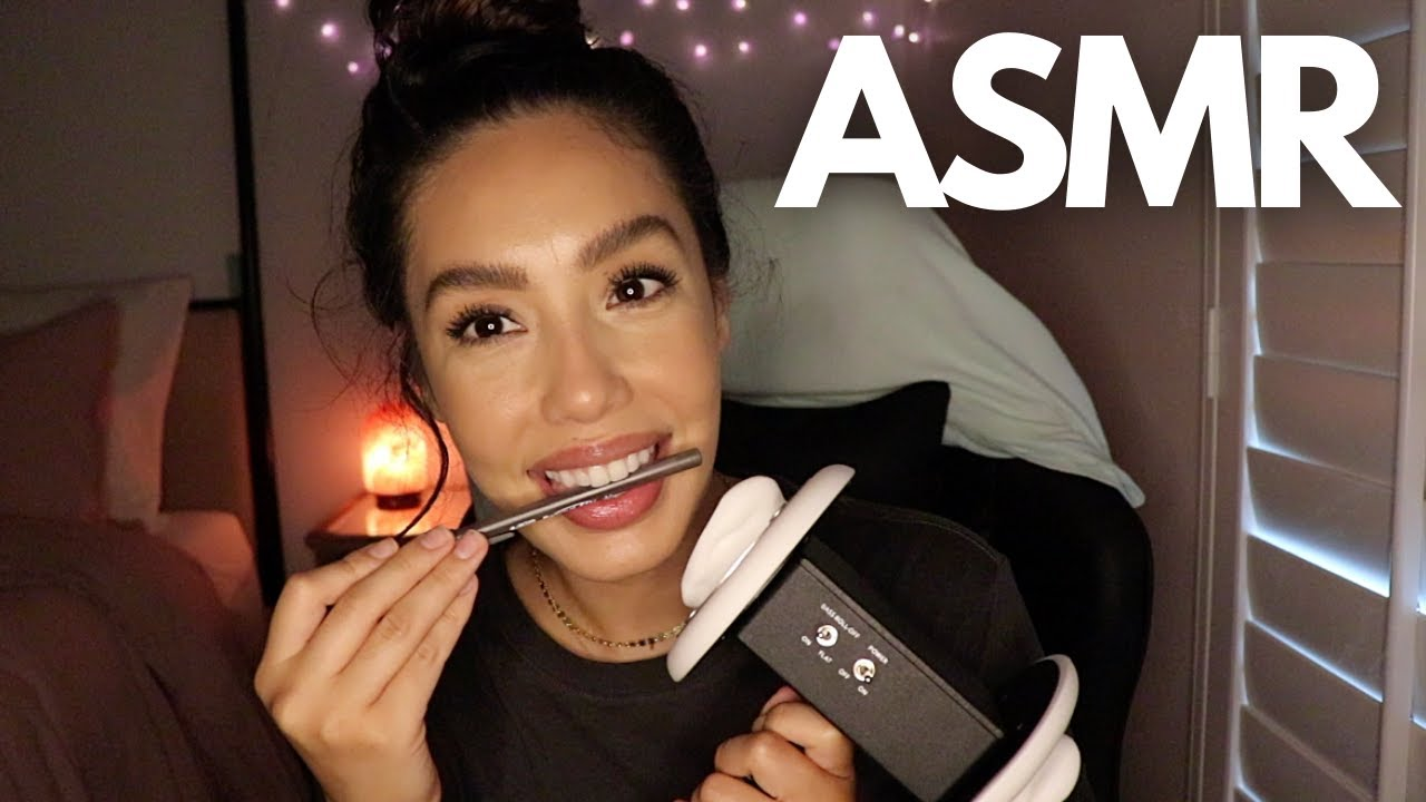 ASMR ✨ 4 Random Viewer Requests for Amazing Tingles 💕