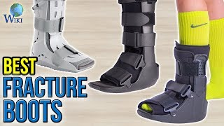 8 Best Fracture Boots 2017
