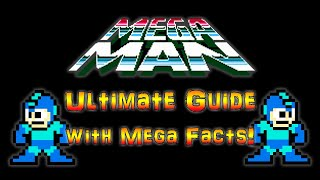 #MegaMan #NES Mega Man NES - Retrospective + Beginners Guide with Enemy Data and Mega Facts!