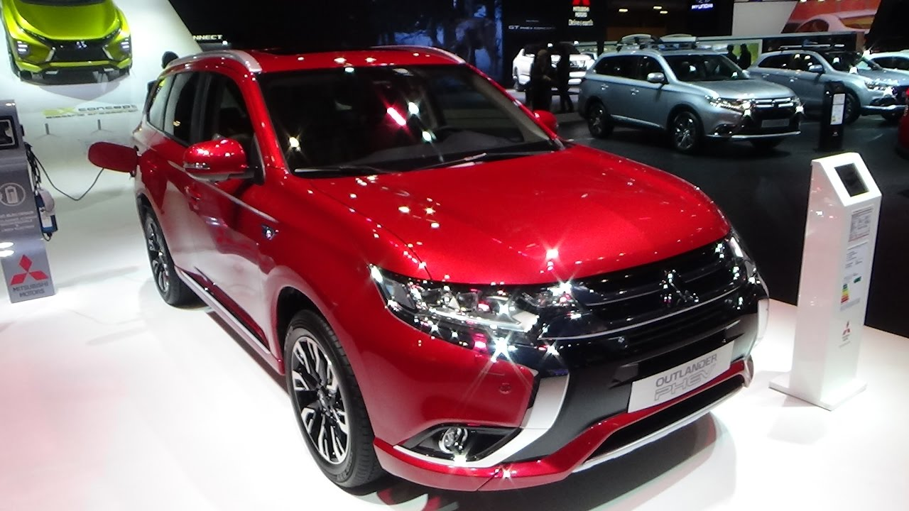 2017 mitsubishi outlander phev exterior and interior - Mitsubishi outlander 2017 interior ...