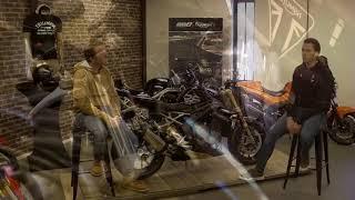 Triumph Triple Days Speed Triple 1200 RS bij Blom Motoren