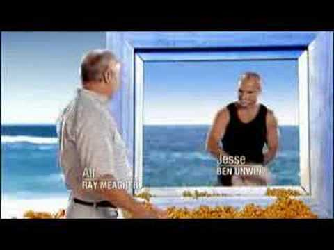 Home and away opening 2005