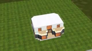 maison sims 3 (construction)