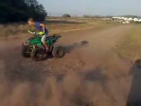 Детский квадроцикл armada ATV50