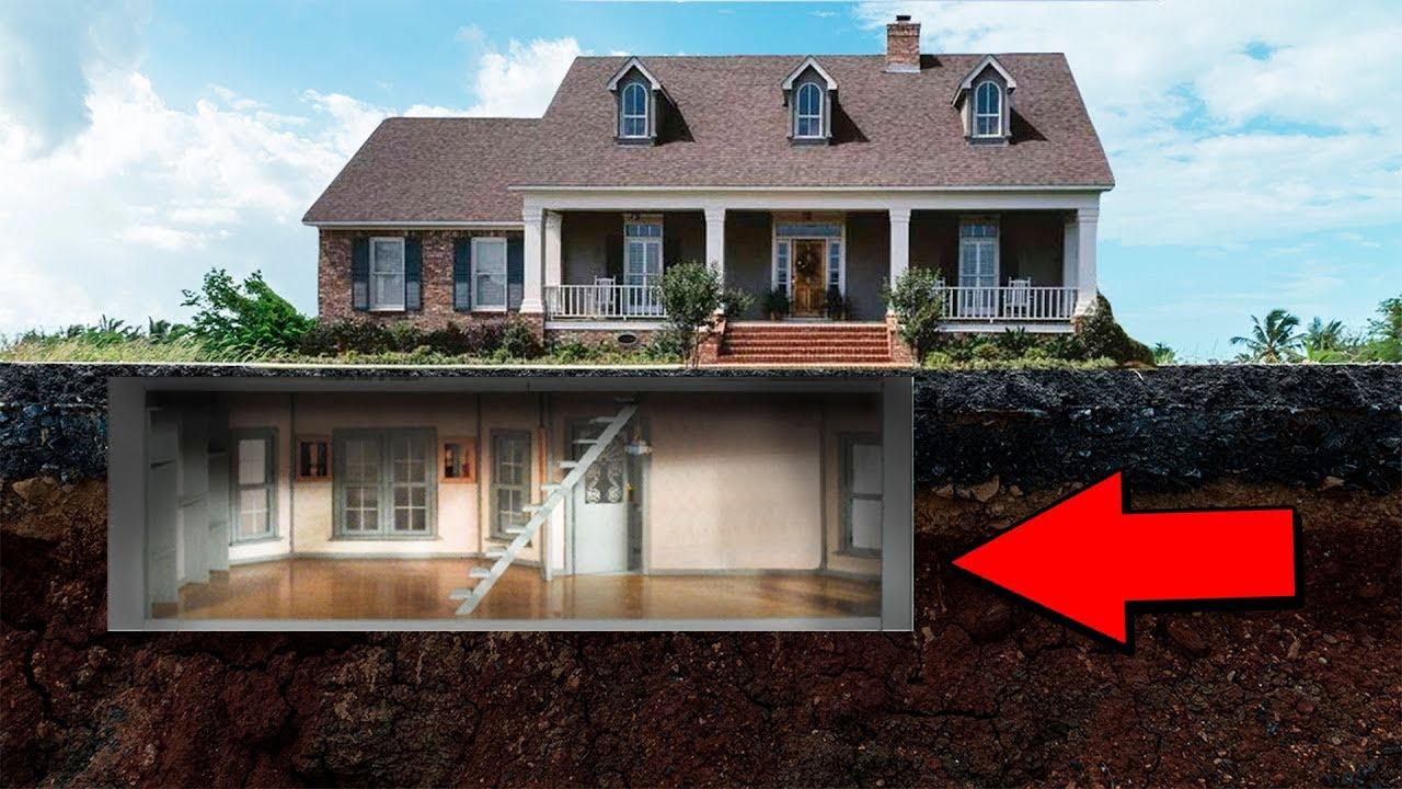 10 extra os cuartos secretos encontrados en casas los for Hotel con casas colgadas de los arboles