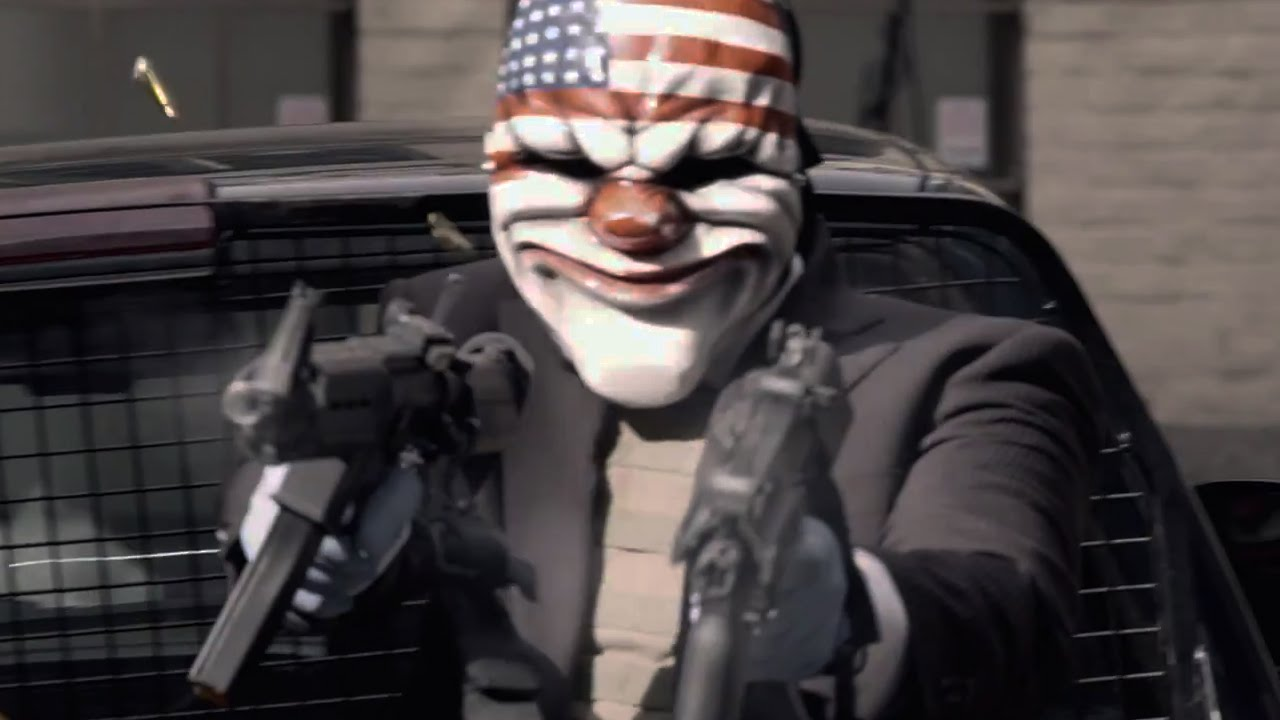 Payday 2 - Hoxton Breakout Heist DLC Trailer (Live Action ...