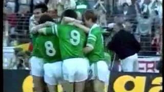 Ronnie Whelan Republic of Ireland v USSR Euro 88