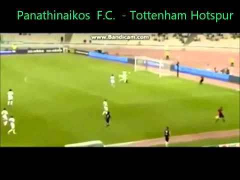 ★Panathinaikos - Tottenham Hotspur 1-1 | Europa League★