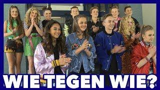 7 wie tegen wie   juniorsongfestival nl