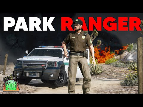 BURNING DOWN FOREST AS PARK RANGERS! | PGN # 220