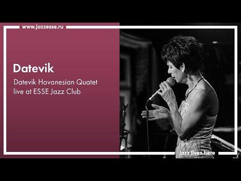 Datevik Hovanesian Quartet Live At Esse Jazz Club