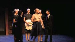 EVITA- High Flying Adored-Rainbow High - Stagedoor Manor 2010