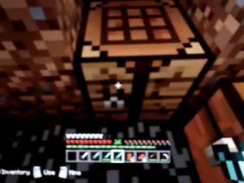 Minecraft Xbox Super Flat House