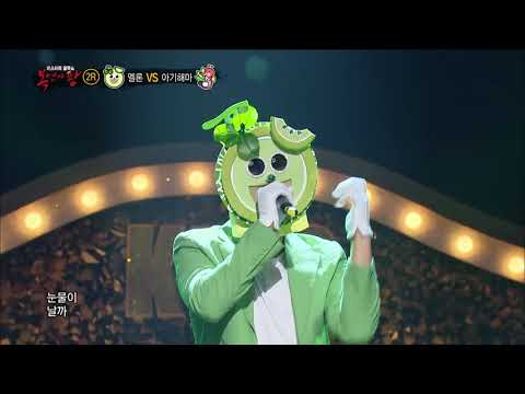 【TVPP】Junho(2PM) - Rain And You,준호(2PM) - 비와 당신@King of Masked Singer