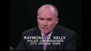 "The Open Mind: Raymond W. Kelly: ""Terrorism and The Top Cop"""