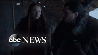 HBO's website crashes amid 'Game of Thrones' premiere