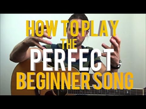 My Secret EASY Song for Beginners - Good Riddance - Green Day - Guitar Lesson