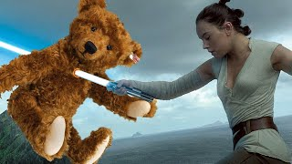 This Star Wars Build-a-Bear is Mildly Disturbing - Up At Noon Live!