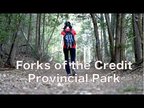 Forks Of The Credit Provincial Park