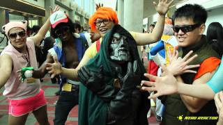 FanimeCon 2011 Cosplay Montage