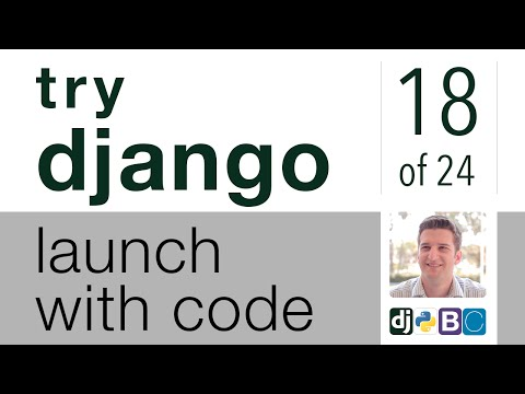 Try Django - Launch with Code - 18 of 24 - Use jQuery to make Bootstrap progress bars function