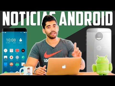 Noticias Android: Pro 7, Xperia XR, Mate 9, nuevos Nokia y más