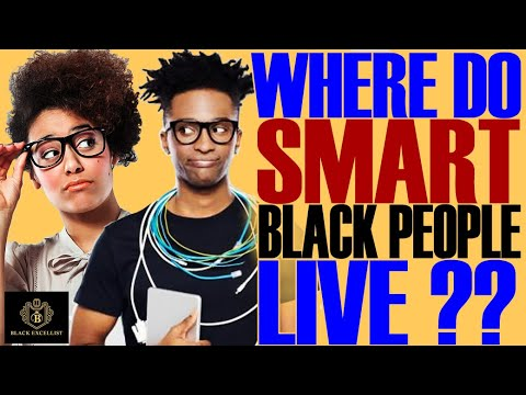 Black Excellist: Top 10 Most Educated Black Zip Codes ? Where are the College-Educated Men & Wom