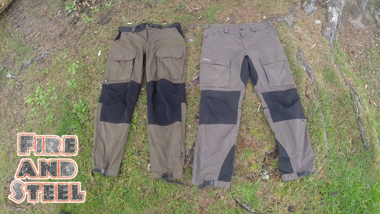 Lundhags traverse pants review