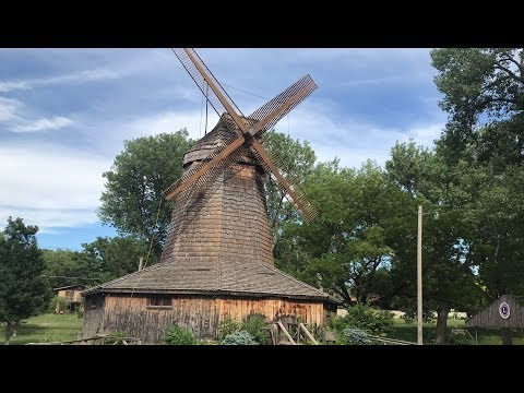 The Old Dutch Mill!
