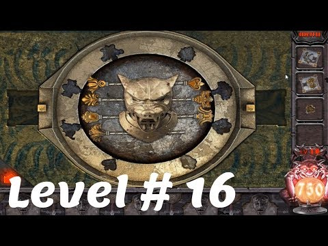 Room Escape 50 Rooms 8 Level # 16 Android/iOS Gameplay/Walkthrough