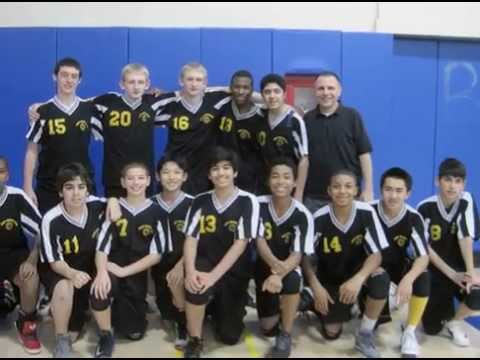 West Hempstead Middle School Boys Volleyball Team 2013