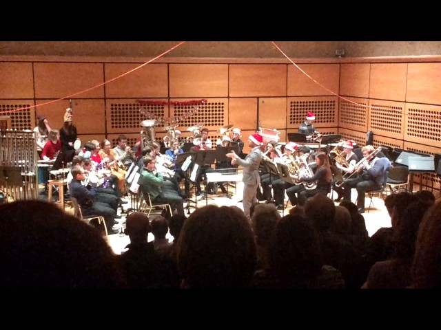 God Rest Ye Merry Gentlemen  - University of Nottingham Brass Band