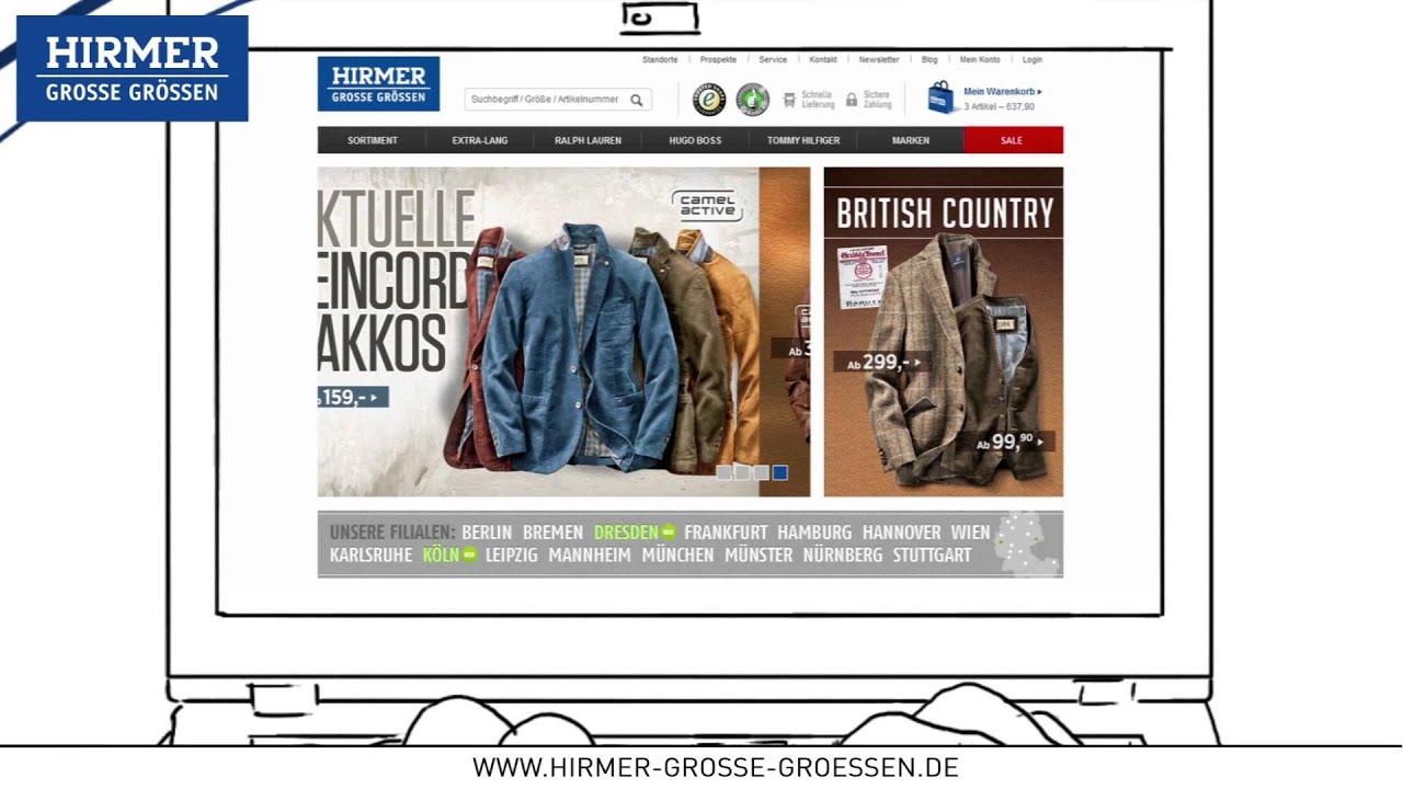 Online shoppen bei Hirmer GROSSE GRÖSSEN