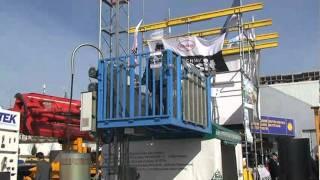 видео аренда строительных рабочих платформ