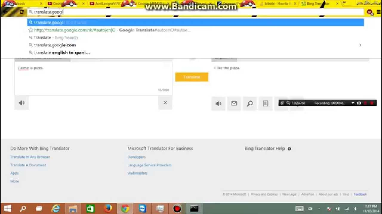 Google Translate vs Bing Translate Showdown