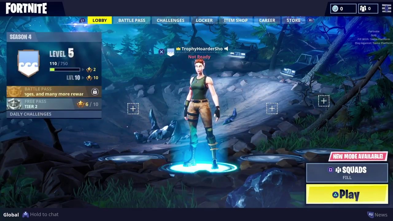 Fortnite Battle Royale: How to Disable Voice Chat