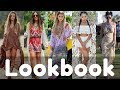 Summer BOHO CHIC Outfit Ideas Fashion Trends 2018 | Boho Style Lookbook