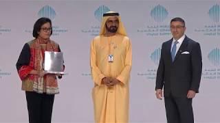 Best Minister In The World - H.E. Sri Mulyani Indrawati _ World Government Summit 2018/Highlights