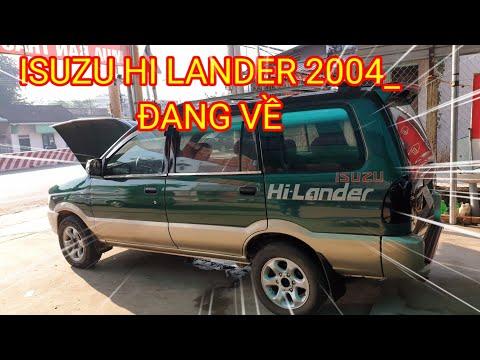 145 triệu Ô Tô Cũ Giá Rẻ Isuzu Hi Lander 2004 0796822220 @Ô TÔ DUY ANH Mobile