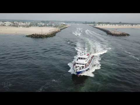 The Boats Of Manasquan Inlet - July 03, 2018