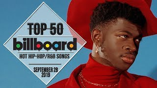 Top 50 • US Hip-Hop/R&B Songs • September 28, 2019 | Billboard-Charts