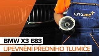 Tipy pro výměna Sada na opravy, podpora / kloub BMW