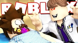 JOEY ESCAPES FROM AN EVIL HOSPITAL IN ROBLOX!