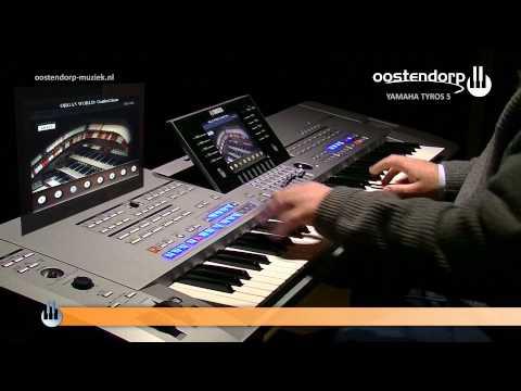 Yamaha Tyros 5   Organ World