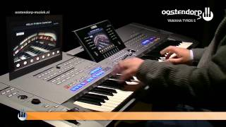 Yamaha Tyros 5 | Organ World