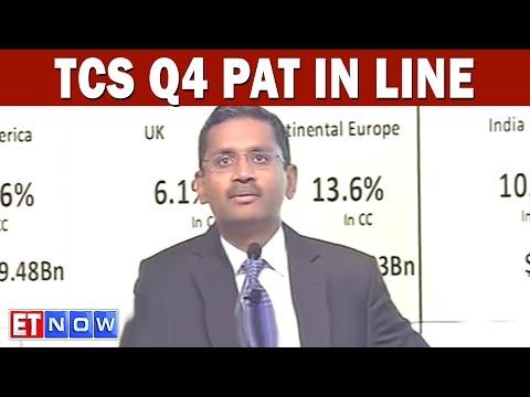 TCS Reports 2.5% QoQ Drop In Q4 Net Profit