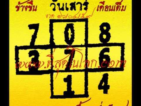 เลขเด็ดงวด 16 เมษายน 59 หวยเด็ดงวด 16/04/59  งวดนี้รวย