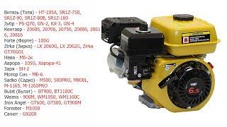 видео Запчасти на  дизельный двигатель178F (6 л.с.) по низкой цене