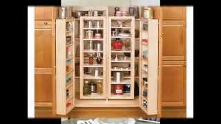 Good Kitchen pantry cabinet ideas