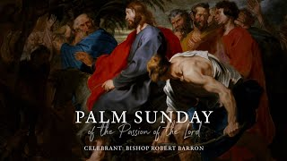 Palm Sunday Mass With Word On Fire (4/5/2020)